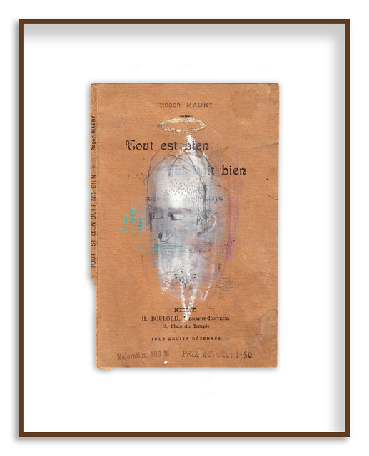 , 'Study II,' 2014, StolenSpace Gallery