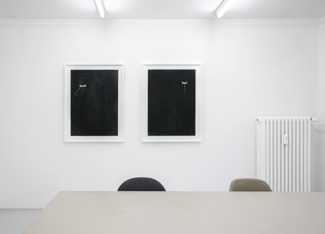 , 'Q & A,' 2017, PPC Philipp Pflug Contemporary