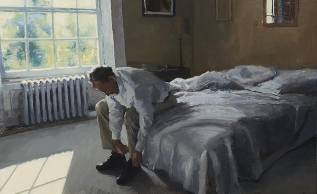 , 'The Painter,' 2016, Paul Thiebaud Gallery