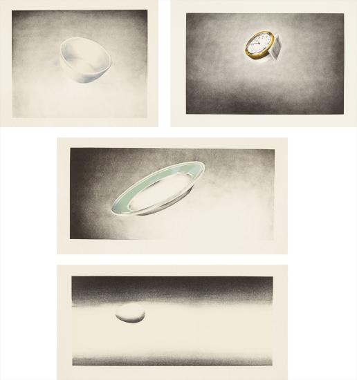 , 'Domestic Tranquility,' 1974, Lyndsey Ingram
