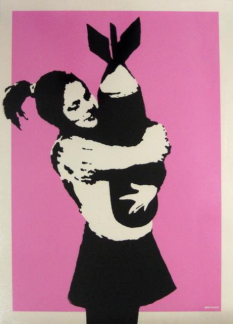 , 'Bomb Love,' 2003, Lawrence Alkin Gallery