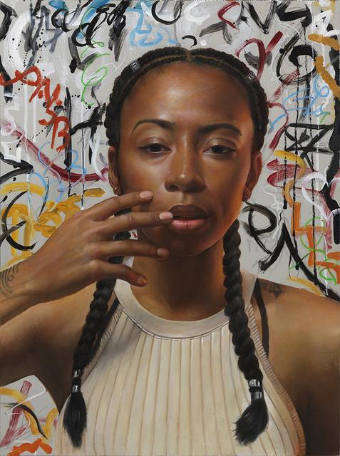 , 'Fragile,' 2017, Gallery Victor Armendariz
