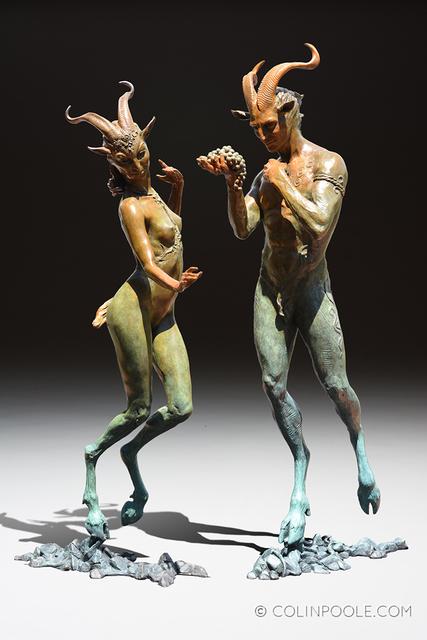 , 'Dancing Faun,' 2017, IX Gallery