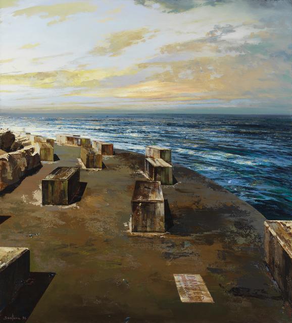Santana, 'Danger, Submerged Rocks', 1996, Gallery Victor Armendariz