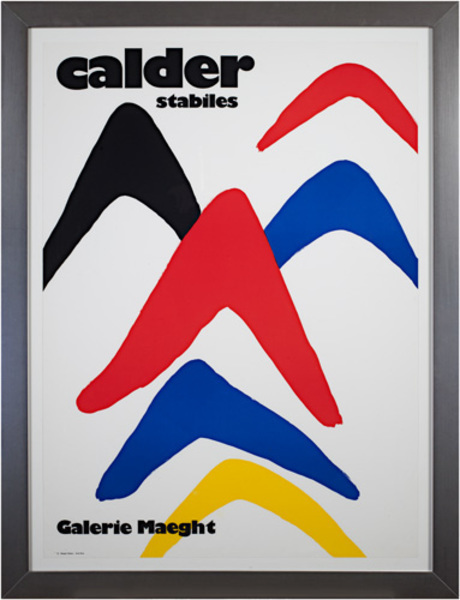 Alexander Calder, 'Stabiles', 1971, David Barnett Gallery
