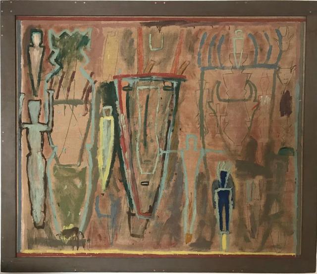 James Brown, 'St. Bartolomeo I', 1984, Mimmo Scognamiglio / Placido