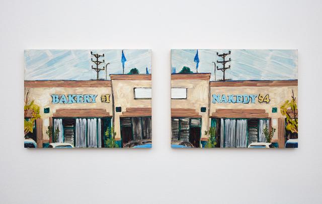 , 'BAKERY#1/NAKEDY $4,' 2015, Klowden Mann