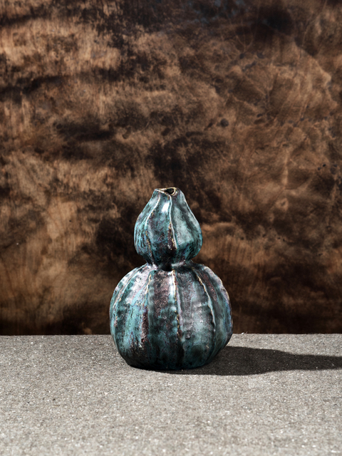, 'Ruffled Gourd,' ca. 1900, Jason Jacques Gallery