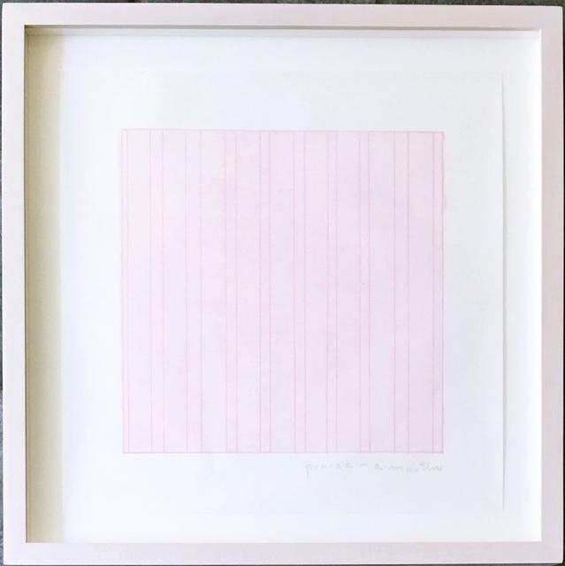 Agnes Martin, 'Praise', 1976, Alpha 137 Gallery Auction