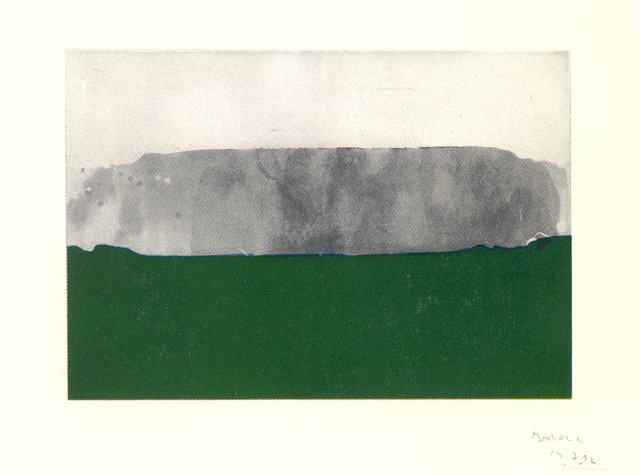 , 'Paisatge 1,' 1992, Polígrafa Obra Gráfica