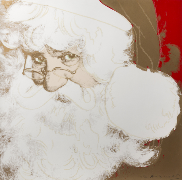 Andy Warhol, 'Santa Claus (F. & S. II. 266)', 1981, Julien's Auctions