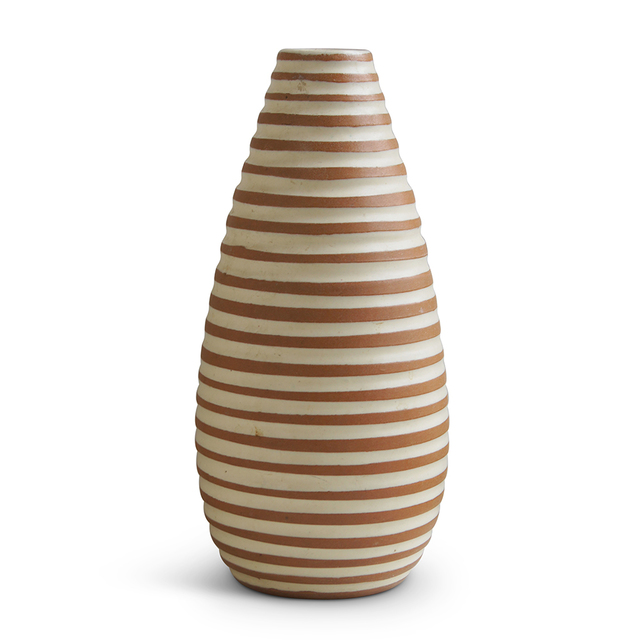 , 'Tall vase with carved spiral design by Ekeby,' 1950, Gallery BAC