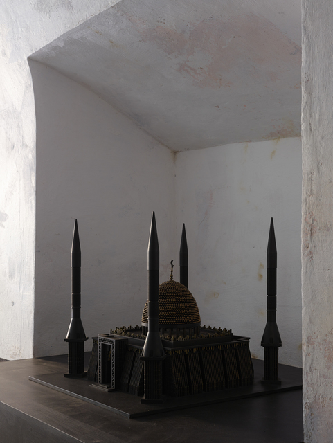 , 'Mosque III (after National Mosque of Nigeria, Abuja),' 2010, FOR-SITE Foundation