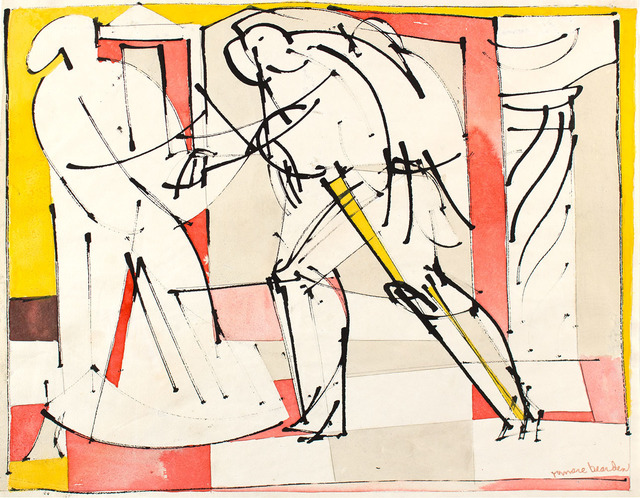 , 'ULYSSES,' ca. 1940, Jerald Melberg Gallery