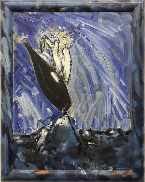 Christian Ludwig Attersee, 'Nachtmilch', 1998, Lukas Feichtner Gallery