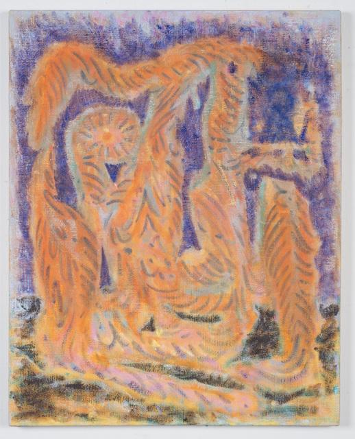 , 'Extend Tiger,' 2015, KANSAS
