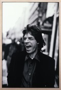 , 'MICK JAGGER, ROLLING STONE MAGAZINE, LONDON,' 1995, Shoichiro/Projekcts by Projects
