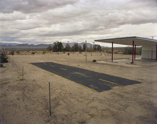 , 'Highway 66, Chambliss, California, February, 1986,' , photo-eye Gallery