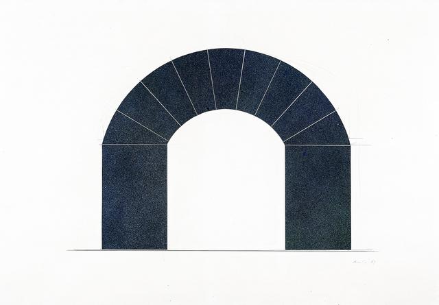 Rodolfo Aricò, 'Untitled', 1969, Martini Studio d'Arte