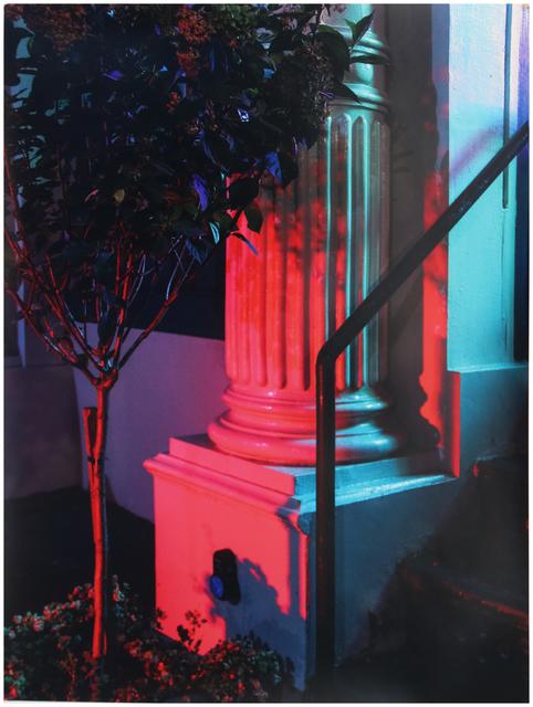 , 'Column Rail (SoHo, NYC),' 2016, e.artis contemporary