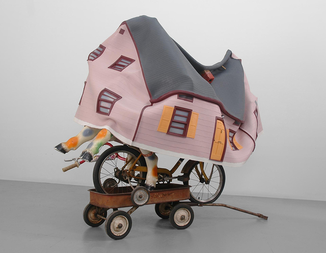 , 'Outgrown,' 2009, C24 Gallery