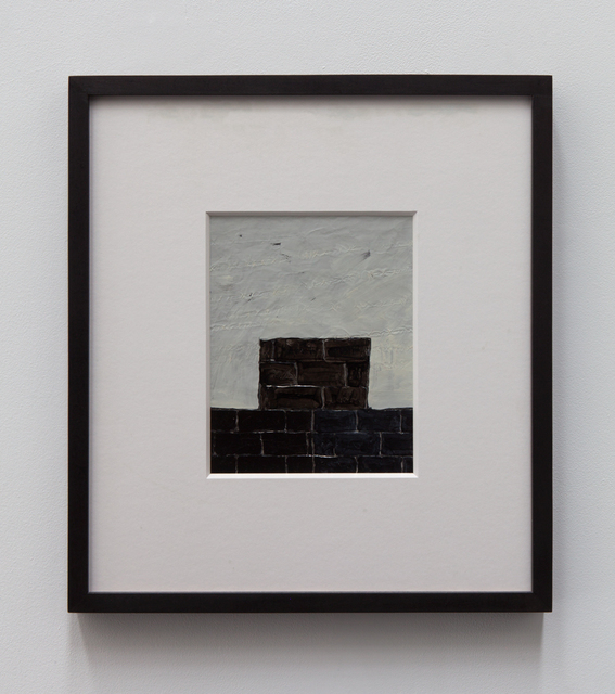 , '3 Brick Sections (Black),' 2015, Tatjana Pieters