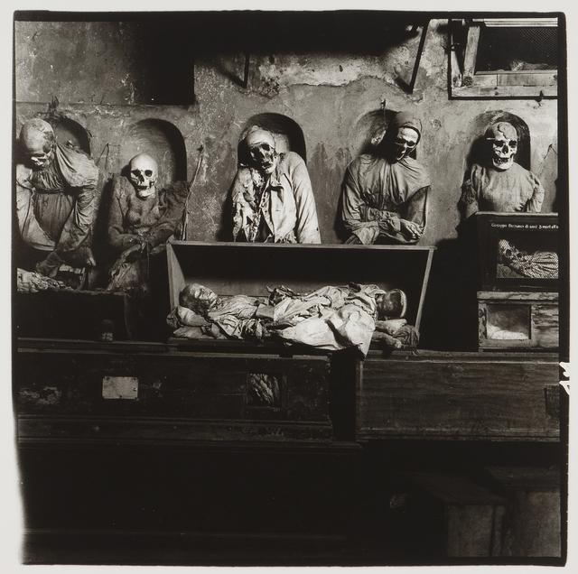 Peter Hujar, 'Palermo Catacombs #13', 1963, Alexander and Bonin