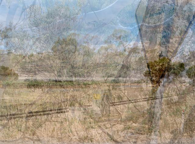 Odette England, 'Crash Markers, #2', 2005-2008, KLOMPCHING GALLERY