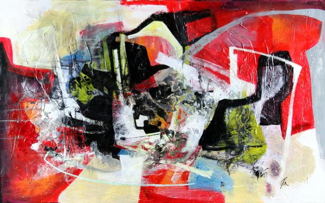 Jennifer Bobola, 'Stay Up', 2019, Bitfactory Gallery