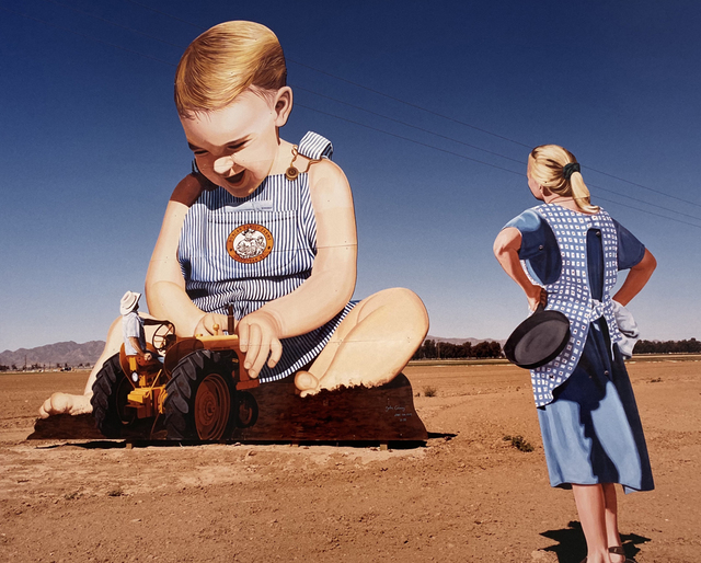 , 'Jon Cerney's Big Baby, Goodyear, Arizona,' 2000, PDNB Gallery