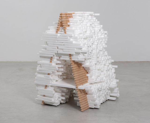 Tobias Putrih, 'A,' 2010, Galerija Gregor Podnar