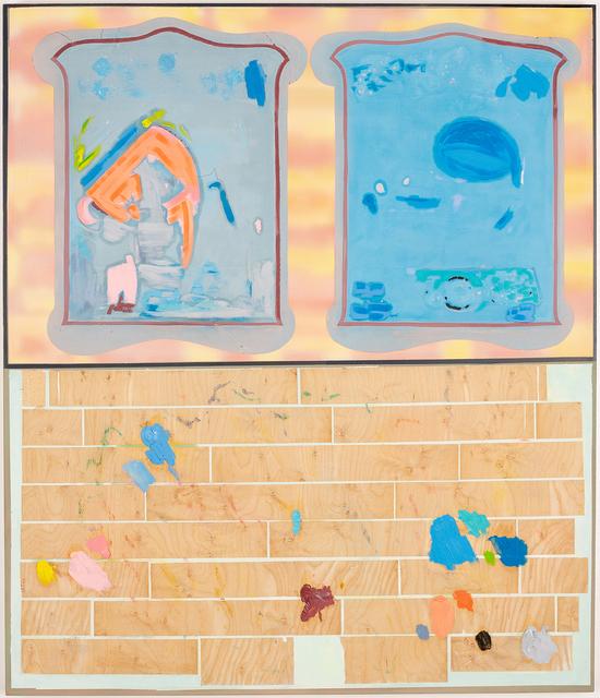 , 'Double Frame 1-10,' 2018, Hamiltonian Gallery