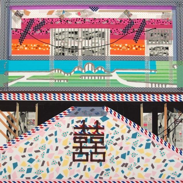 , 'Window Poem Mountain  Wall II,' 2016, Liang Gallery