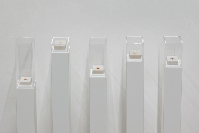 , 'Quintessence 120 x 8 x 8 cm 47 1/4 x 3 1/8 x 3 1/8 in,' 2017, Galerie Kandlhofer
