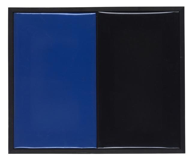 , 'Filter painting,' 1984, Galerija Gregor Podnar