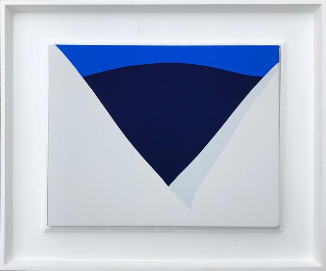 , 'Slope 03 (study),' 2018, Berggruen Gallery