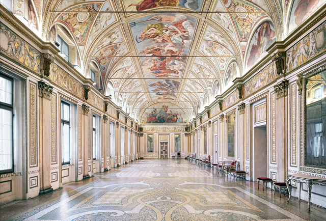 , 'Palazzo Ducale Mantova I,' 2011, Matthew Liu Fine Arts