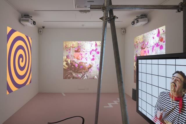 , 'Noodle Eater,' 2017, Galerie Forsblom