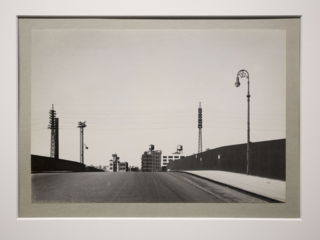 , 'A Walk through Astoria and Other Places in Queens,' 1943, Bruce Silverstein Gallery
