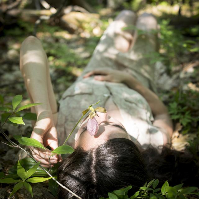, 'Wild Orchid, Lincolnville, Maine,' 2017, Huxley-Parlour