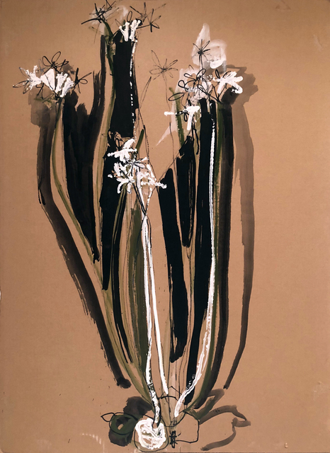 , 'Narcissi,' 2006, Machamux