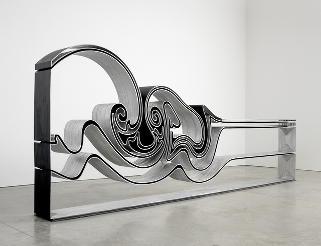 , 'Vortex (Console),' 2014, Friedman Benda