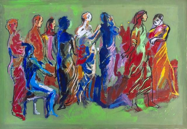 , 'La piacevole brigata del Decameron di Boccaccio,' 2011, DIE GALERIE
