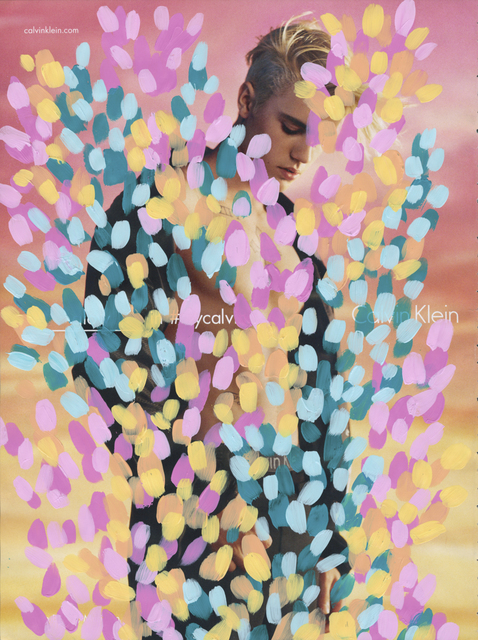 , 'Untitled (Justin Bieber by Tyrone Lebon for Calvin Klein),' 2016, Danziger Gallery