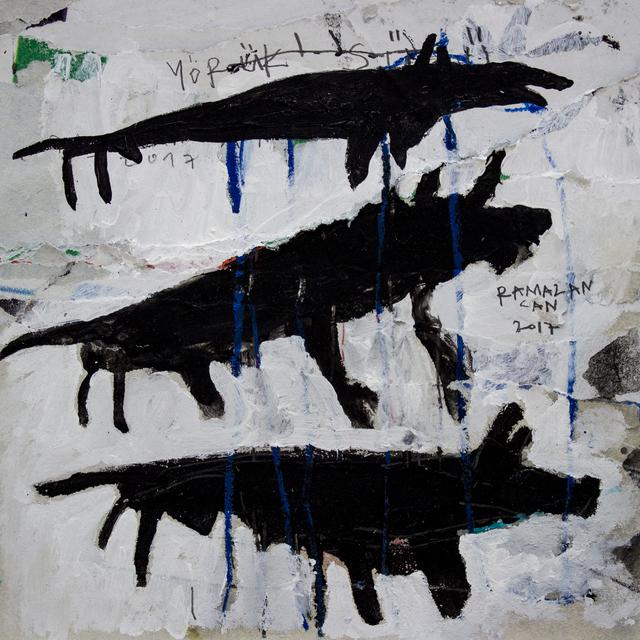Ramazan Can, 'The Herd (Sketch) - Sürü (Eskiz)', 2017, Anna Laudel