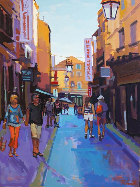 , 'Narbonne Stroll,' 2018, ArtProv Gallery
