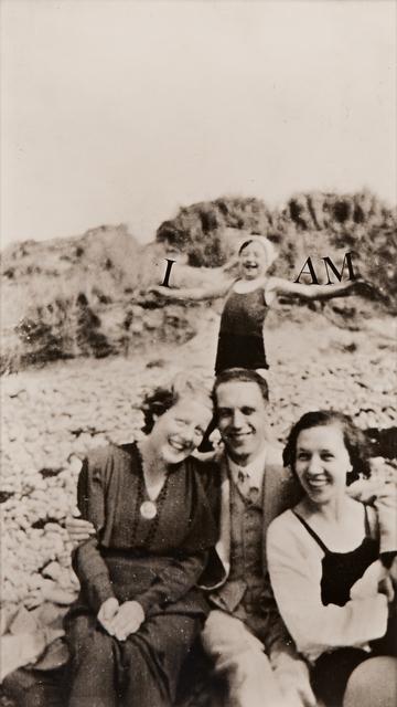 Annette Lemieux, 'I Am', 1989, Skinner