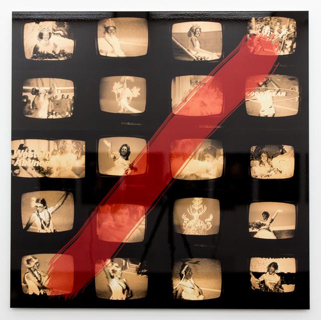 , 'Pasadena Rose Parade,' 1974, Galerie Gisela Clement