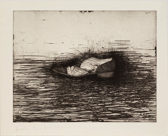 Jim Dine, 'Shoe (third state)', 1973, Jim Kempner Fine Art