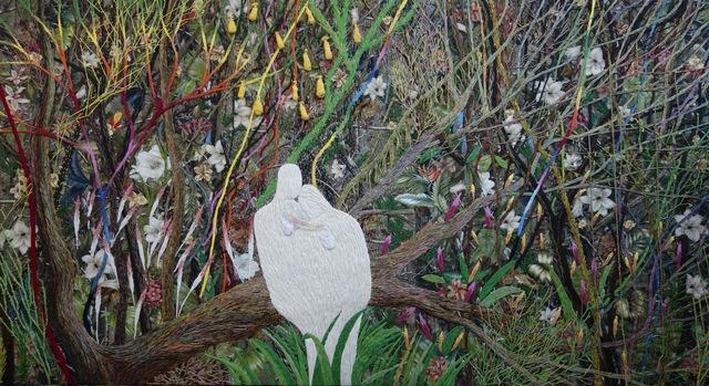 , 'Sacred,' 2014, Artesan Gallery + Studio